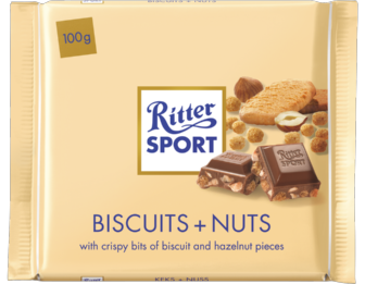 Biscuits + Nuts